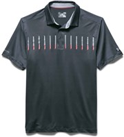 Under Armour Mens ColdBlack Screws Polo Shirt