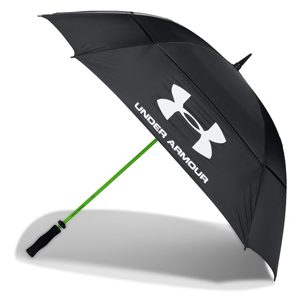 under armour double canopy umbrella golfonline. Black Bedroom Furniture Sets. Home Design Ideas