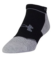 Under Armour Mens Tour No Show Socks