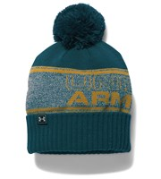 Under Armour Mens Retro Pom Beanie