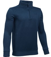 Under Armour Boys Storm 1.0 Quarter Zip Fleece Sweater