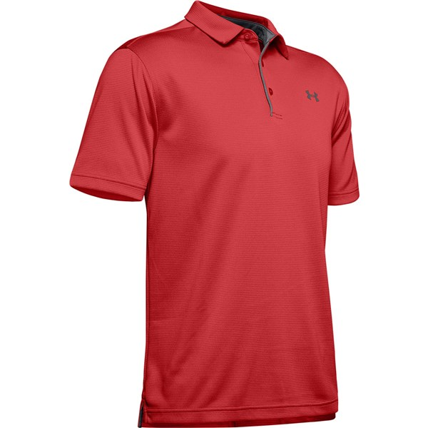 Under Armour Mens Tech Polo Shirt
