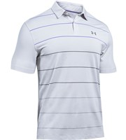 Under Armour Mens CoolSwitch Pivot Stripe Polo Shirt