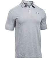 Under Armour Mens Threadborne Jacquard Polo Shirt