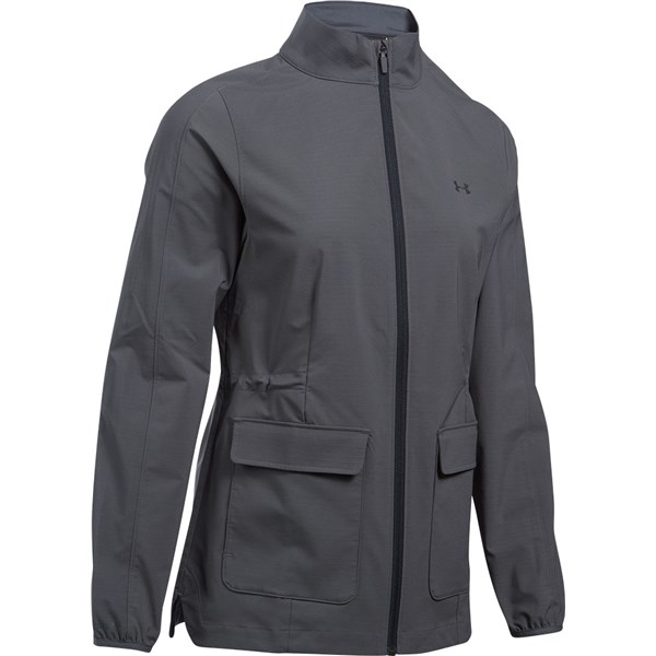 Under Armour Ladies Storm Windstrike Full Zip Jacket