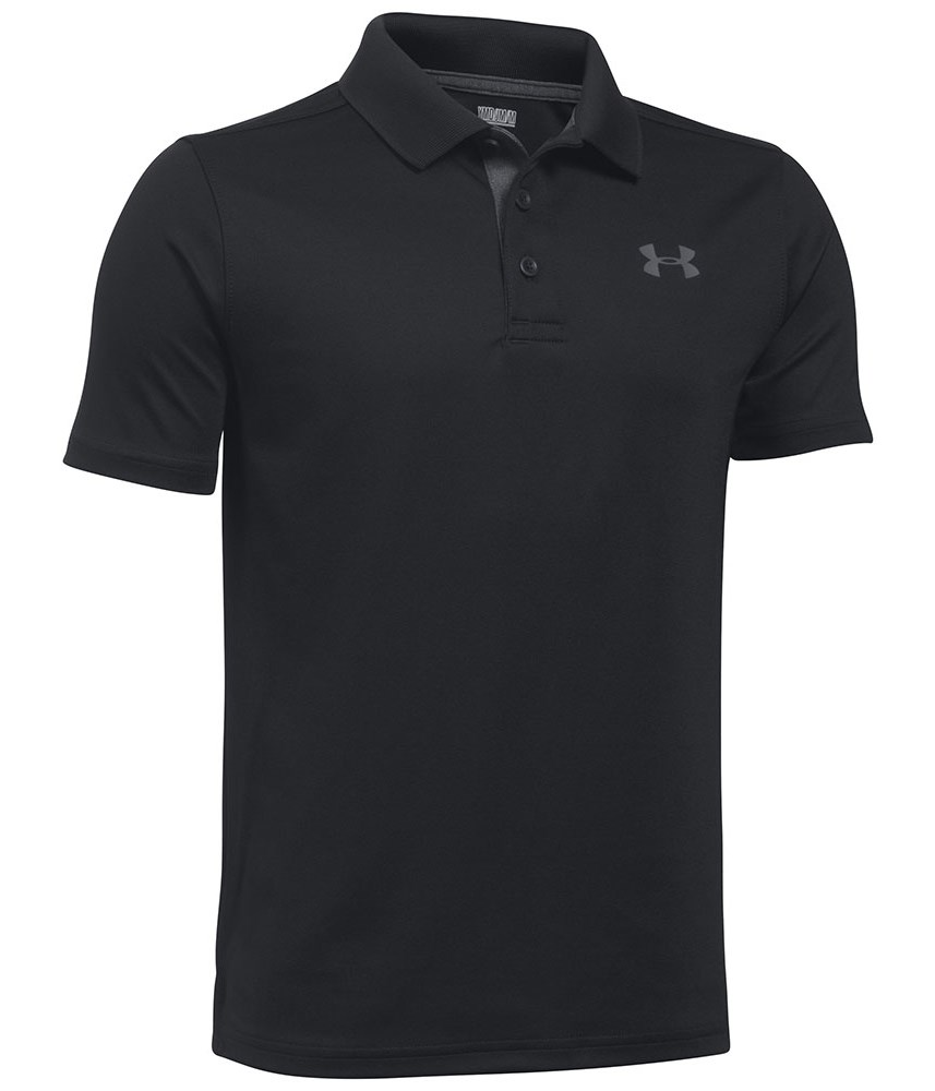 Under Armour Boys Match Play Polo Shirt