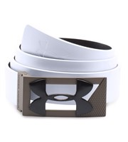 Under Armour Mens PU Leather Golf Belt