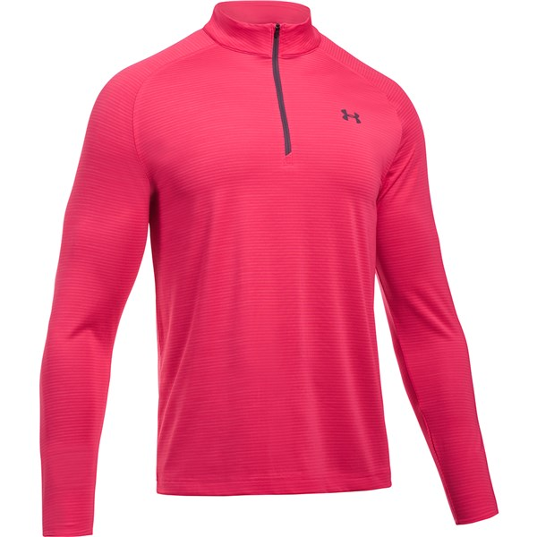 Under Armour Mens Playoff Quarter Zip Top