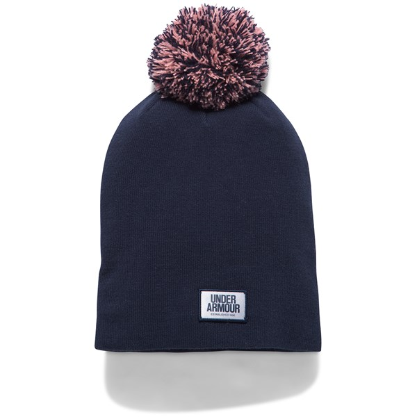 Under Armour Ladies Graphic Pom Beanie. Double tap to zoom. 1 ... 20138d22beb4