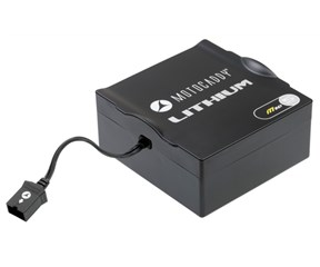 Motocaddy M-Series 16Ah Standard 18 Hole Battery Kit  Lithium