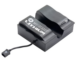 Motocaddy S-Series 20Ah Standard 36 Hole Battery Kit  Lithium