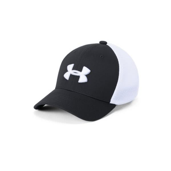 Under Armour Boys Classic Mesh 2.0 Cap - Golfonline 49360cf1a5c9