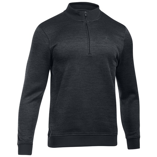 Under Armour Mens Storm SweaterFleece Quarter Zip Top