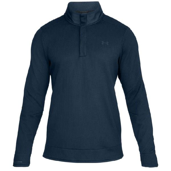 Under Armour Mens Storm SF Half Zip Snap Pullover