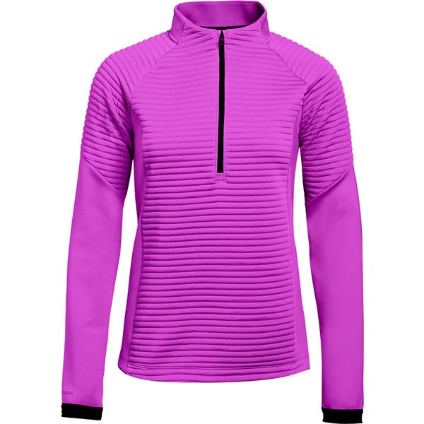 Under Armour Ladies Storm Daytona Quarter Zip Pullover