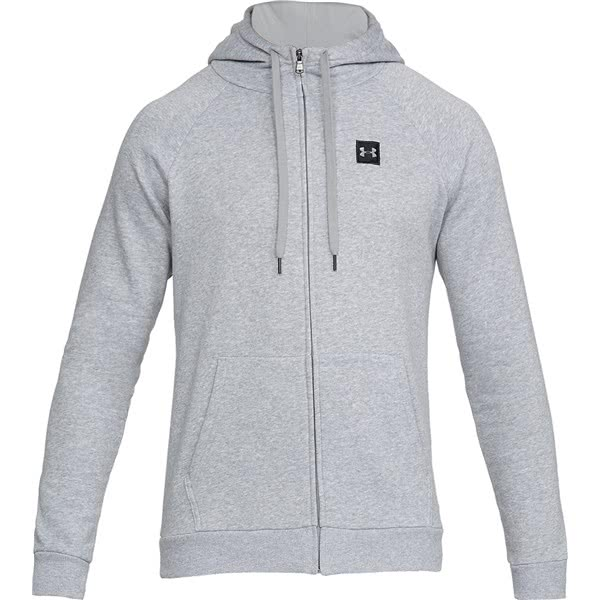 Under Armour Mens Rival Fleece Full Zip Hoodie
