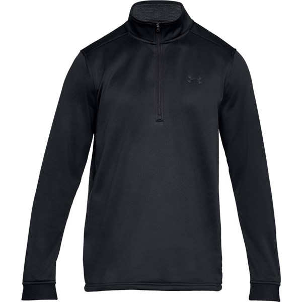 Under Armour Mens Armour Half Zip Fleece Pullover