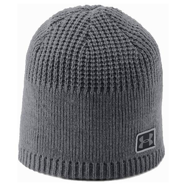 2cb8e058fa7 Under Armour Mens Golf Knit Beanie. Double tap to zoom. 1 ...