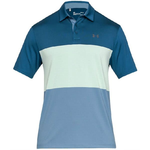 Under Armour Mens Playoff 2.0 Heritage Polo Shirt