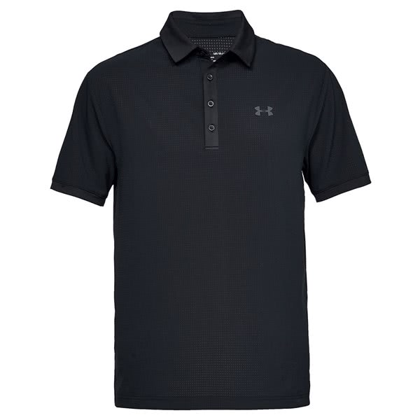 Under Armour Mens Playoff Vented Polo Shirt 2019