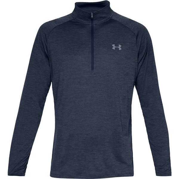 Under Armour Mens Tech 2.0 Half Zip Pullover