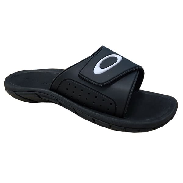 b31373ec8f87 Oakley Mens Supercoil 2.5 Slide Sandals - Golfonline