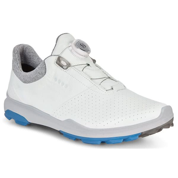 Ecco Mens Biom Hybrid 3 BOA Golf Shoes