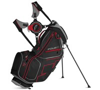 Sun Mountain Four 5 Stand Bag 2015 (Grey/Black/Red)