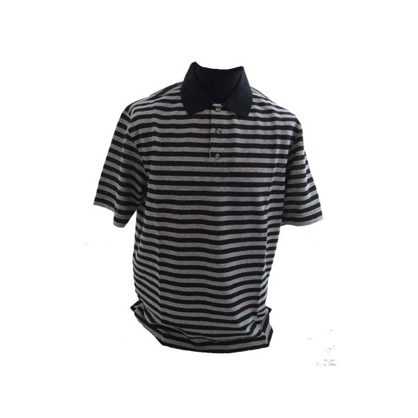 Callaway Mens Tour Inspired Stripe Polo Shirt