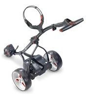 Motocaddy S1 DHC Electric Trolley with Lithium Battery