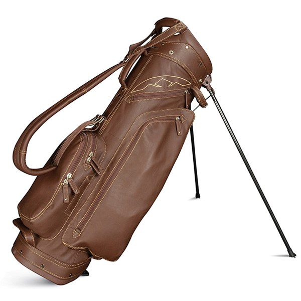 Sun Mountain Premium Leather Stand Bag