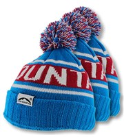 Sun Mountain Bobble Hat