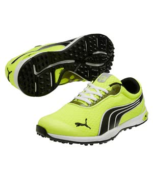 Puma Mens BioFusion Spikeless Mesh Shoes. Double tap to zoom. 1 ... a2f106c527eb