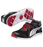 Puma Golf Mens Faas Lite Mesh 2.0 Spikeless Golf Shoes
