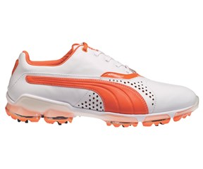 Puma Golf Mens Titan Tour Golf Shoes