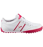 Puma Ladies Monolite Cat Leather Shoes