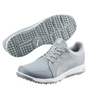 Puma Golf Mens Grip Sport Mesh Spikeless Shoes