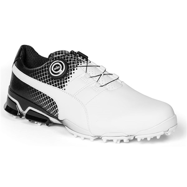 e43d41b2c28377 Source · Puma Golf Mens TitanTour Ignite Disc Golf Shoes GolfOnline