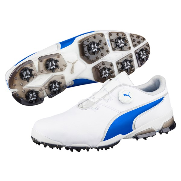 66e24596700a Puma Mens TitanTour Ignite Disc Shoes. Double tap to zoom. 1 ...