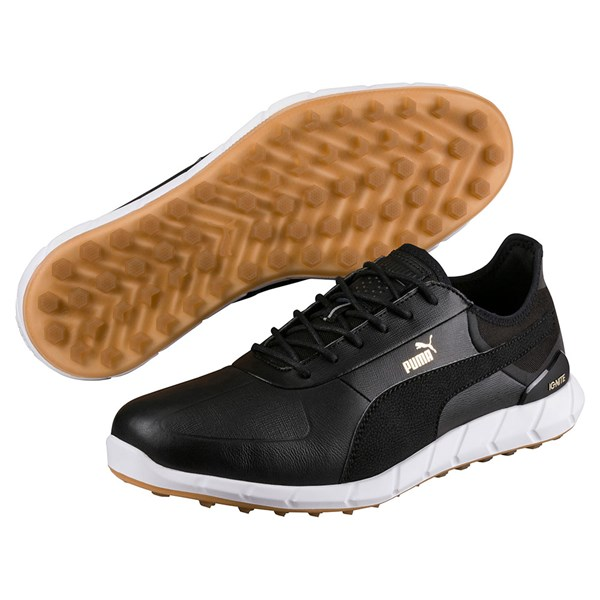 25e34cf626c341 Puma Mens Ignite Spikeless Lux Shoes. Double tap to zoom. 1 ...