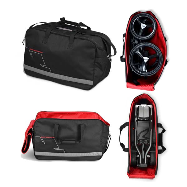 Sun Mountain 4 Wheeled Trolley Travel Bag