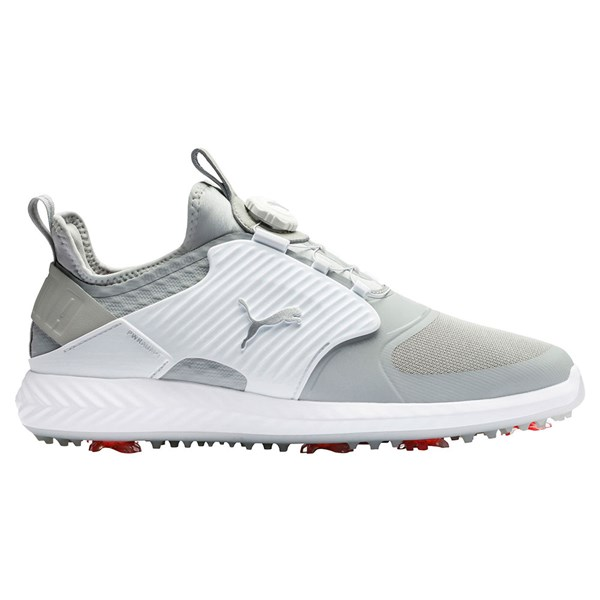 Puma Mens Ignite PWRADAPT Cage Disc Golf Shoes