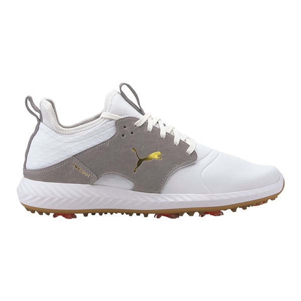 Puma Mens Ignite PWRADAPT Caged Crafted Golf Shoes