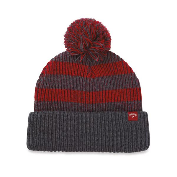 Callaway Mens Winter PomPom Beanie 2019. Double tap to zoom. 1 ... 67c094f88fe8