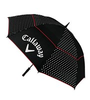 Callaway Ladies Uptown 60 Inch Double Canopy Umbrella 2016