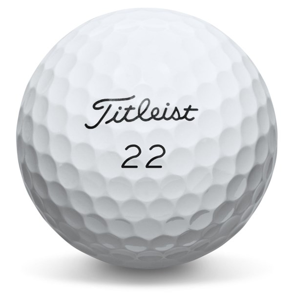 Titleist Pro V1 Special Numbers Golf Balls (12 Balls)