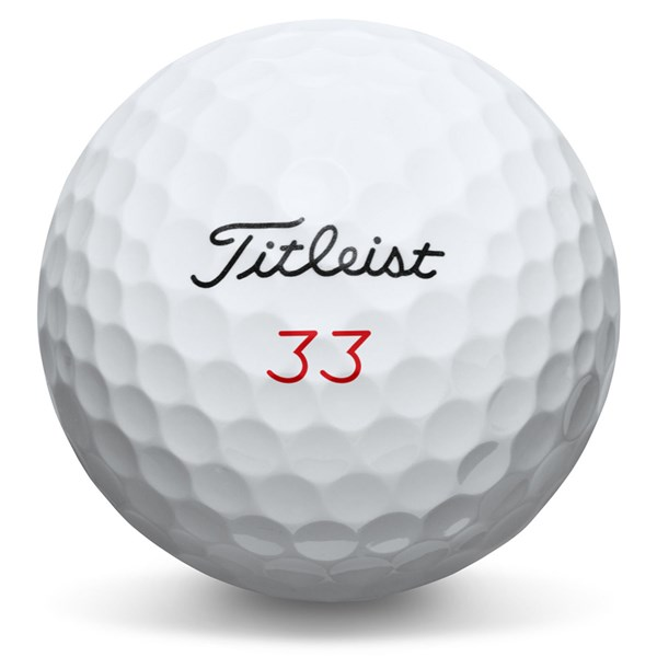 Titleist Pro V1x Special Numbers Golf Balls (12 Balls)
