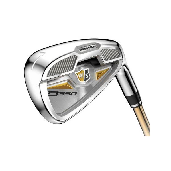 Wilson Staff Ladies D350 Irons (Graphite Shaft)