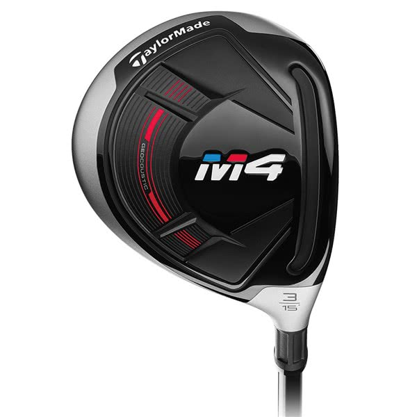 TaylorMade M4 Fairway Wood - Ex Display