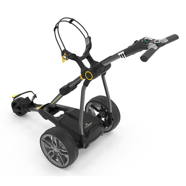 Powakaddy Compact C2i GPS Electric Trolley with Lithium Battery 2019